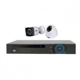 atis Комплект видеонаблюдения ATIS KIT CVR-1D1W-1MP