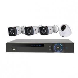 atis Комплект видеонаблюдения ATIS KIT CVR-1D3W-1MP