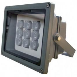 ИК подсветка Lightwell LW9-100IR45-220