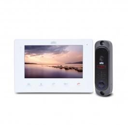 Комплект видеодомофона ATIS AD-730M White + AT-380HR Black