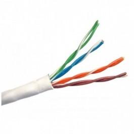 Сетевой кабель UTP 4*2*0.5-CU кат.5е (UTP медь внутренний) бухта 305м
