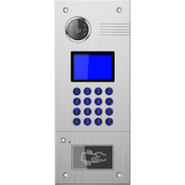 Вызывная видеопанель BAS- IP AA-05