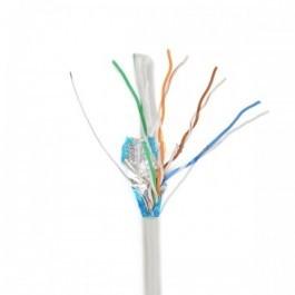 Сетевой кабель FTP 4*2*0.5-CUкат.5е (FTP медь внутренний) бухта 305м