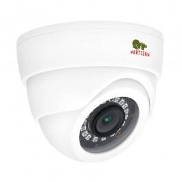 AHD камера Partizan CDM-233H-IR SuperHD Metal