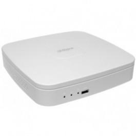 4-канальный сетевой видеорегистратор Dahua DH-NVR4104W-P