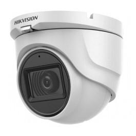 Turbo HD видеокамера Hikvision DS-2CE76D0T-ITMFS