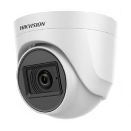 2Мп Turbo HD видеокамера Hikvision  DS-2CE76D0T-ITPFS  с встроенным микрофоном