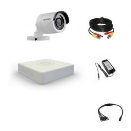 Hikvision Professional 0718 комплект видеонаблюдения