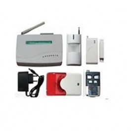 GSM сигнализация TESLA SECURITY GSM-560Full