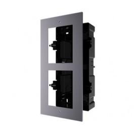 Врезная монтажная рамка Hikvision DS-KD-ACF2/Plastic