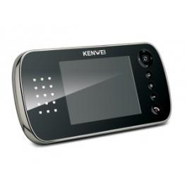 Видеодомофонный монитор Kenwei E562C (black)