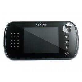 Видеодомофон Kenwei E562C (black)