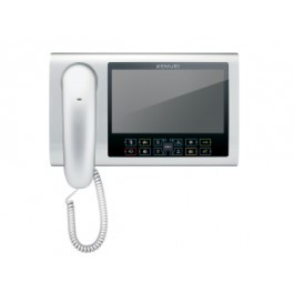 Видеодомофонный монитор Kenwei  S700C-W32 silver