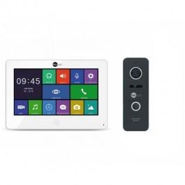 Комплект видеодомофона NEOLIGHT ALPHA HD / вызывная панель PRIME FHD