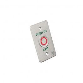 Кнопка выхода Yli Electronic  PBS-820B(LED)