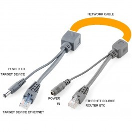 Комплект инжектора и сплитера PV-Link PV-POE