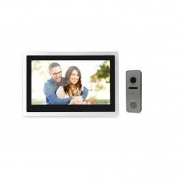 Комплект видеодомофона Lightvision SYDNEY FHD + вызывная панель RIO FHD