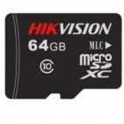 Карта памяти MicroSDXC Hikvision DS-UTF64G-L2 10 Class 64GB