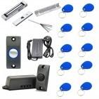 Комплект 21 + Электромагнитный замок ЕМ180-Е