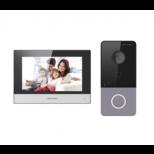 IP комплект видеодомофонии Hikvision DS-KIS603-P