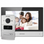 Комплект IP домофона Hikvision DS-KH6320-TE1+DS-KV8102-IM