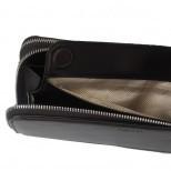 Клатч мужской с двумя экранирующими карманами для смартфона Locker Phone Purse2 Black