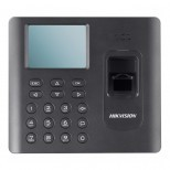 Hikvision DS-K1A802EF биометрический терминал учета рабочего времени