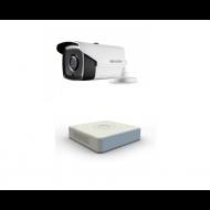Hikvision DS-2CE16D0T-IT5F + DS-7104HQHI-K1