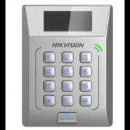 Терминал контроля доступа Hikvision DS-K1T802E