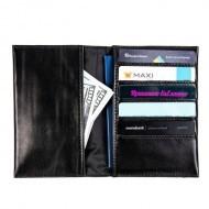 Обложка для паспорта и карт с RFID защитой Locker Pas3