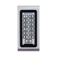 Контроллер + считыватель с кодовой клавиатурой SEVEN CR-775
