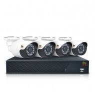 Комплект видеонаблюдения PARTIZAN Outdoor Kit 1MP 4xAHD