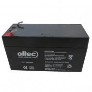 Аккумулятор Oltec 12V1.3Ah/20Hr
