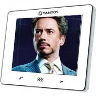 Цветной видеодомофон Tantos Stark (White)