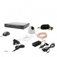 Комплект видеонаблюдения Tecsar 1IN-3M DOME