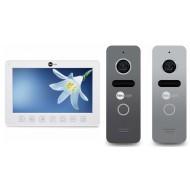 Комплект видеодомофона NeoLight Omega+ и NeoLight SOLO