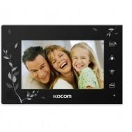 Видеодомофон KOCOM KCV-A374 L SD