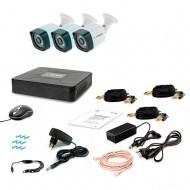Комплект видеонаблюдения Tecsar 3OUT LIGHT