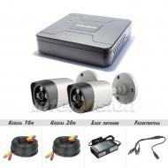 Комплект видеонаблюдения Intervision KIT-5122