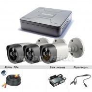 Комплект видеонаблюдения Intervision KIT-5123