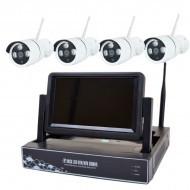 Комплект видеонаблюдения ATIS NVR-6400NM-W-KIT