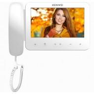 Видеодомофон Kenwei E705FC white