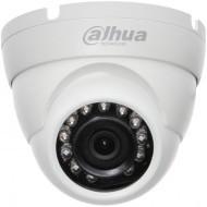 HDCVI видеокамера Dahua DH-HAC-HDW1000M-S2 (3.6 мм) (gray)
