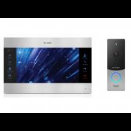 Комплект видеодомофон + вызывная панель Slinex SL-10M + Slinex ML-20IP v2