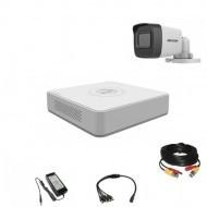 Комплект видеонаблюдения Hikvision Turbo HD 5Мп 1уличная