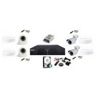 Комплект видеонаблюдения HIKVISION Стандарт