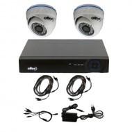 Комплект видеонаблюдения Oltec AHD-DUO-HD Dome