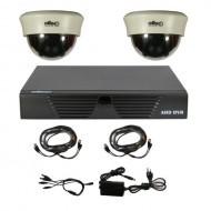 Комплект видеонаблюдения Oltec AHD-DUO-911