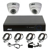 Комплект видеонаблюдения Oltec AHD-KIT-924Р/2
