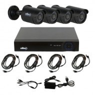 Комплект видеонаблюдения Oltec AHD-QUATTRO-HD